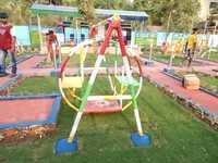 Kalna Park Pendulum Swing