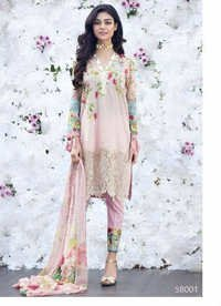 Pakistani Embroidered Salwar Kameez