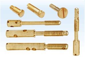 Brass Energy Meter Screws