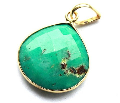 Turquoise Gemstone Pendants