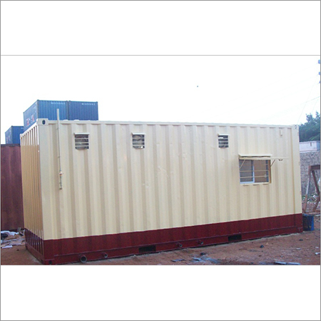 Accommodation Containers