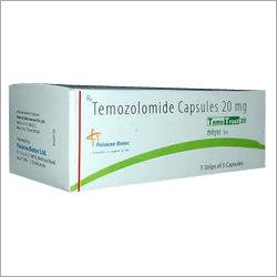 Temozolomide Capsule 20 MG