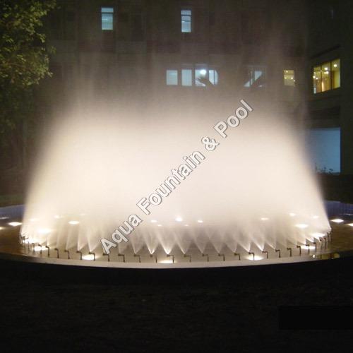 Crown Mist Fountain