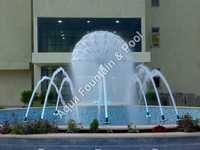 Dandelion Jet Fountain