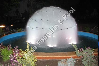 Half Dandelion Fountain