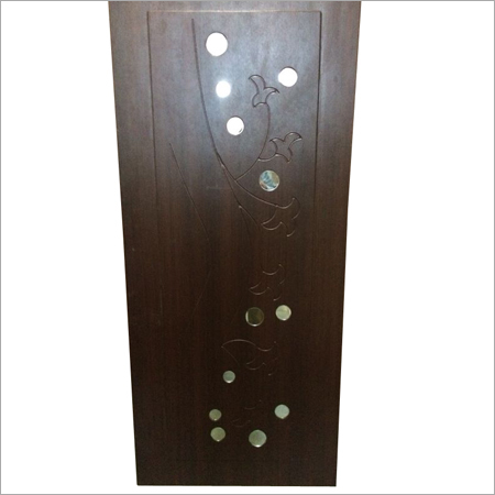 Colored Wooden Membrane Door