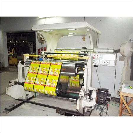 Printing Slitting Machine