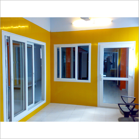 PVC Window Partition
