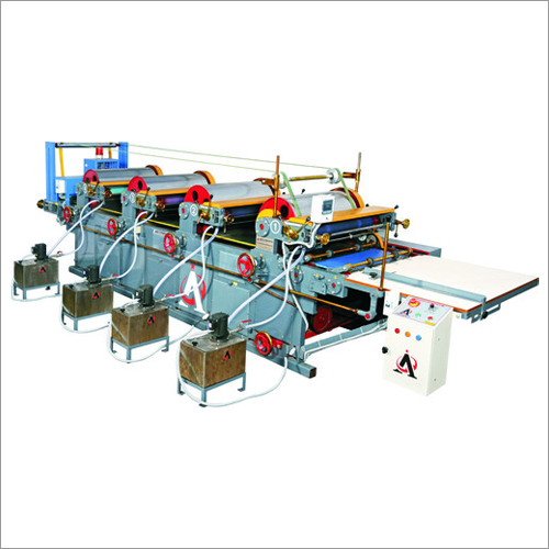 Flexo Graphic Printing Machine for Woven Sack Bag