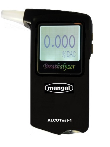 AlcoTest-1 Professional Breath  Alcohol Tester