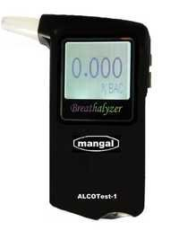 Alcohol Breath Analyzer, ALCOTEST-1