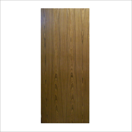 Crown Teak Flush Door