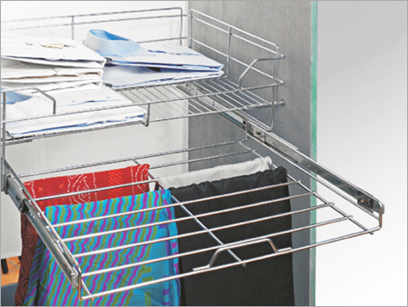 Basket With Trouser Pullout