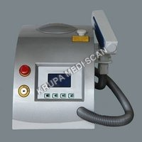 Q-Switch Nd:Yag Laser for Tattoo Removal