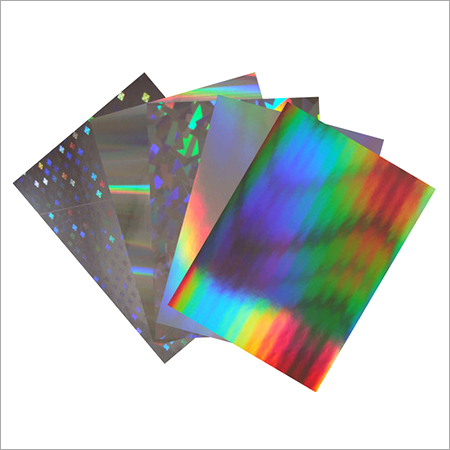 Transfer Metallized Paper Films