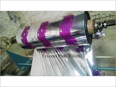 Silver Metallized Polyester Film