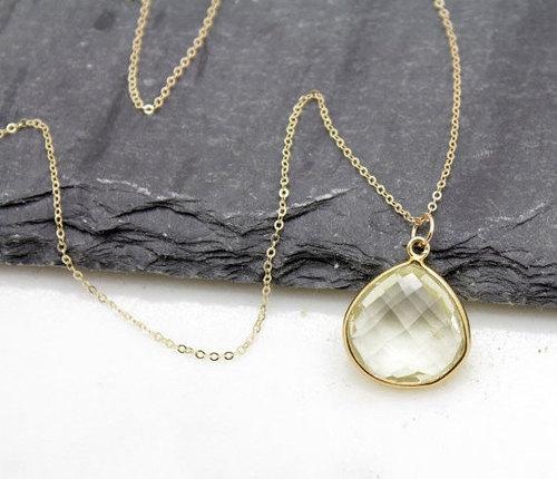 Crystal Gemstone pendants