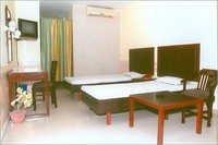 A C Economy Hotel Room
