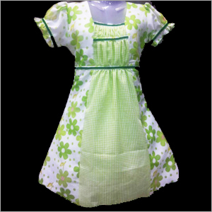 Cotton Girls Frock