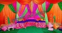 Color Ful Indian Wedding Stage