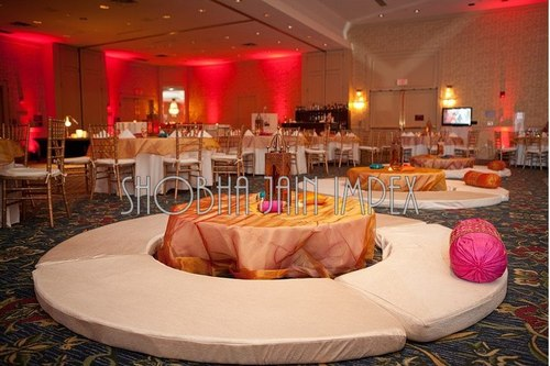 Sangeet Stage Floor Mattresses
