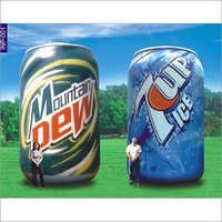 Inflatable Softdrink can