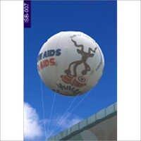 Yuvas Round Silky Balloon