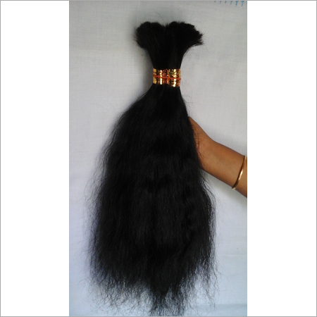Single Drawn Bulk Hair