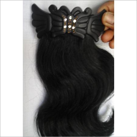 Black Remy Bulk Hair