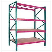 Heavy Duty Slotted Angle Racks