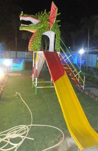 Dragon Slide (Double Slider)