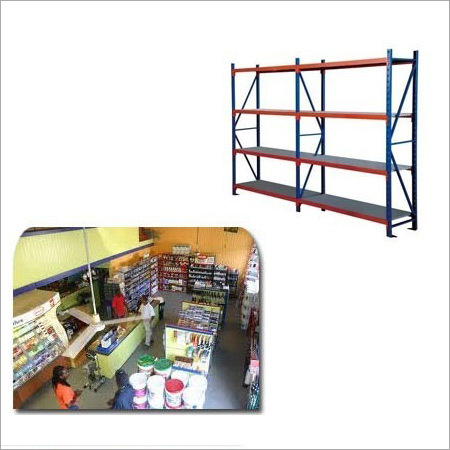 Paint Storage Racks