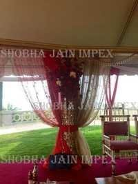 Indoor Wedding Curtains