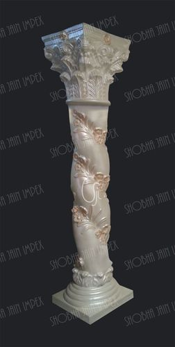 Flower String Pillar