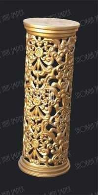 Jali Aisle Pillar for Mandap