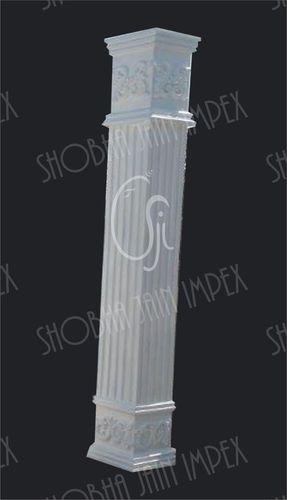 Roman Square Pillar