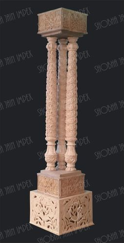 Triple Pole Pillar