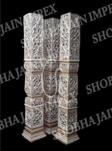 Maharaja Mandap  Pillar