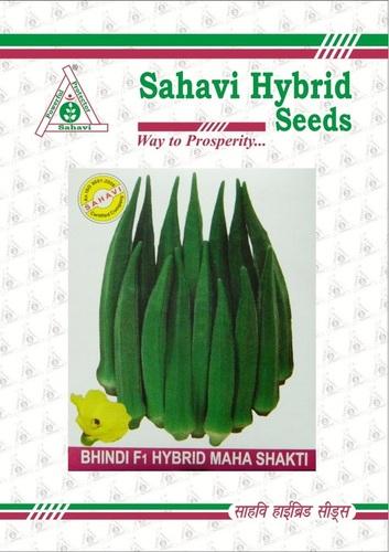 Bhindi F-1 Hybrid Maha Shakti Seeds