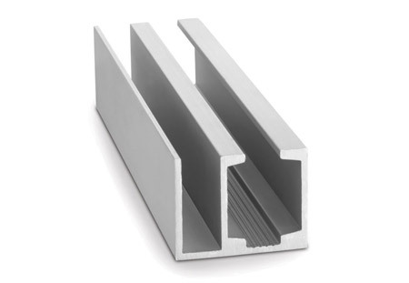 Aluminium Glass Channel