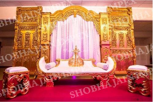 Royal Arch Wedding Stage