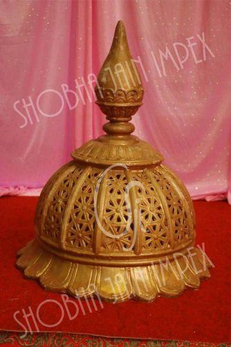 Fiber Dome for decoration