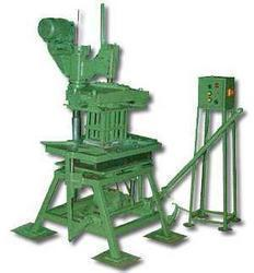 Hand Operated Block And Brick Machines