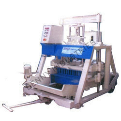 Automatic Interlocking Soil Block Machine