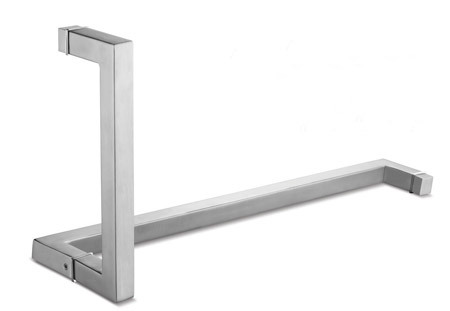 Square Shower glass Door handle