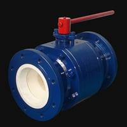 Ceramic ball valves