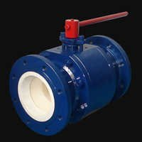 Ceramic ball valves