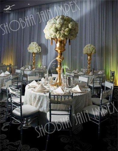 Stylish Wedding Flower Pot for Table Decor