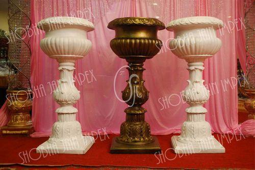 Lotus Style Flower Pots