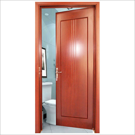 PVC Door For Bathroom / Toilet